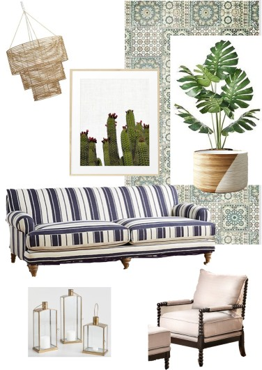 morocco mood board